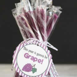 """Grape Year"" Back to School Teacher Gift"