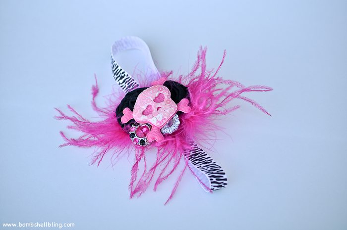 Punk Rock Baby Headband-14