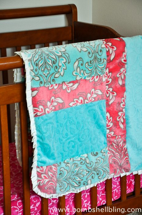 Mar Bella Colorblock Blanket-11