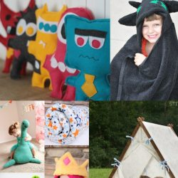 20 Gifts to Sew for Kids