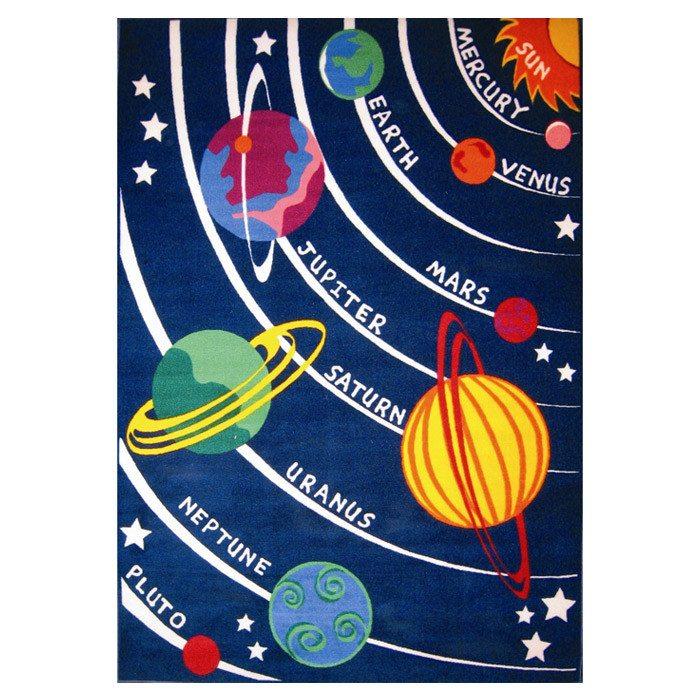 WFFun+Time+Solar+System+Classroom+Kids+Rug