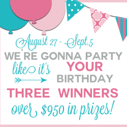 Gift Cards GALORE Giveaway