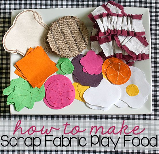 *fabric-play-food