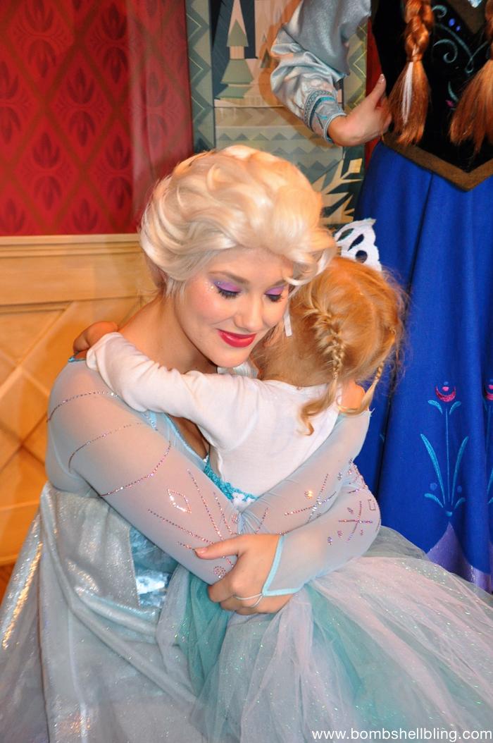 Frozen Family Costumes Elsa Tutu Dress -10