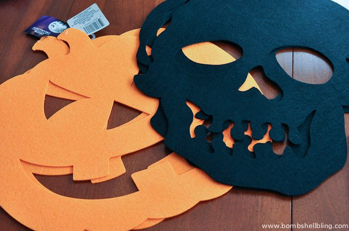 Halloween Felt Table Runner Tutorial-1