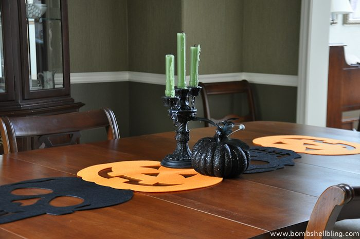 Halloween Felt Table Runner Tutorial-5