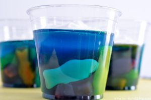 Ocean Inspired Jello Treats Idea-2