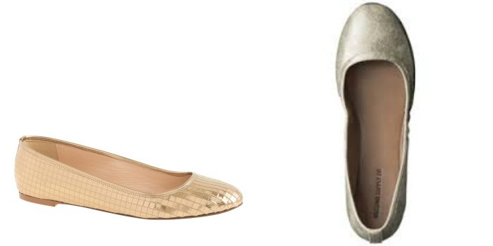 A Pair of Functional and Fun Flats!