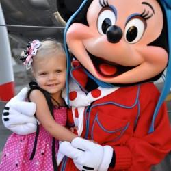 Super Simple, Super Cute Minnie Mouse Outfit