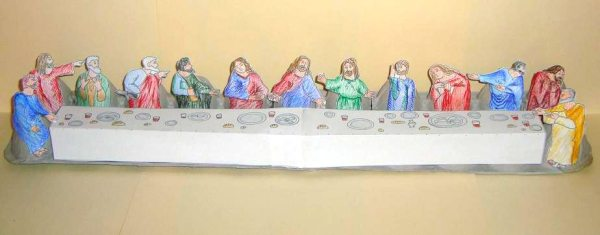 Last Supper Printables