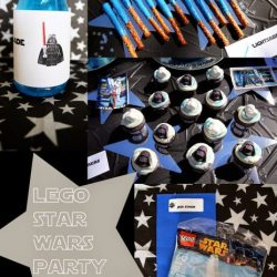 Star Wars Lego Birthday Party