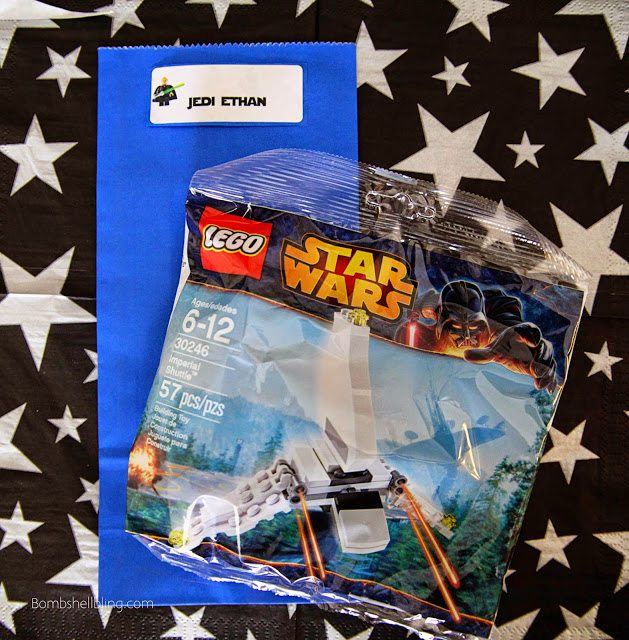 Star Wars Lego mini lego set