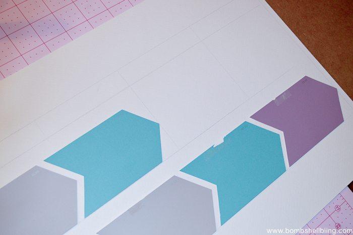 Paint Chip Menu Planner-7