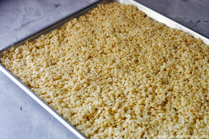 Caramel Rice Krispie Treat Sandwiches-3