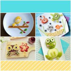 15 Fun Food Art for Kids Ideas