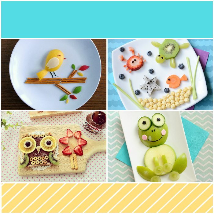 Fun Food Art Ideas for Kids