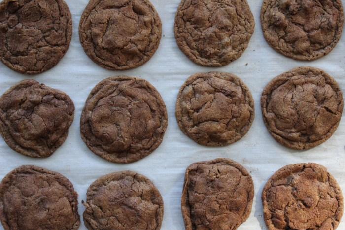 Hot Choco Cookies
