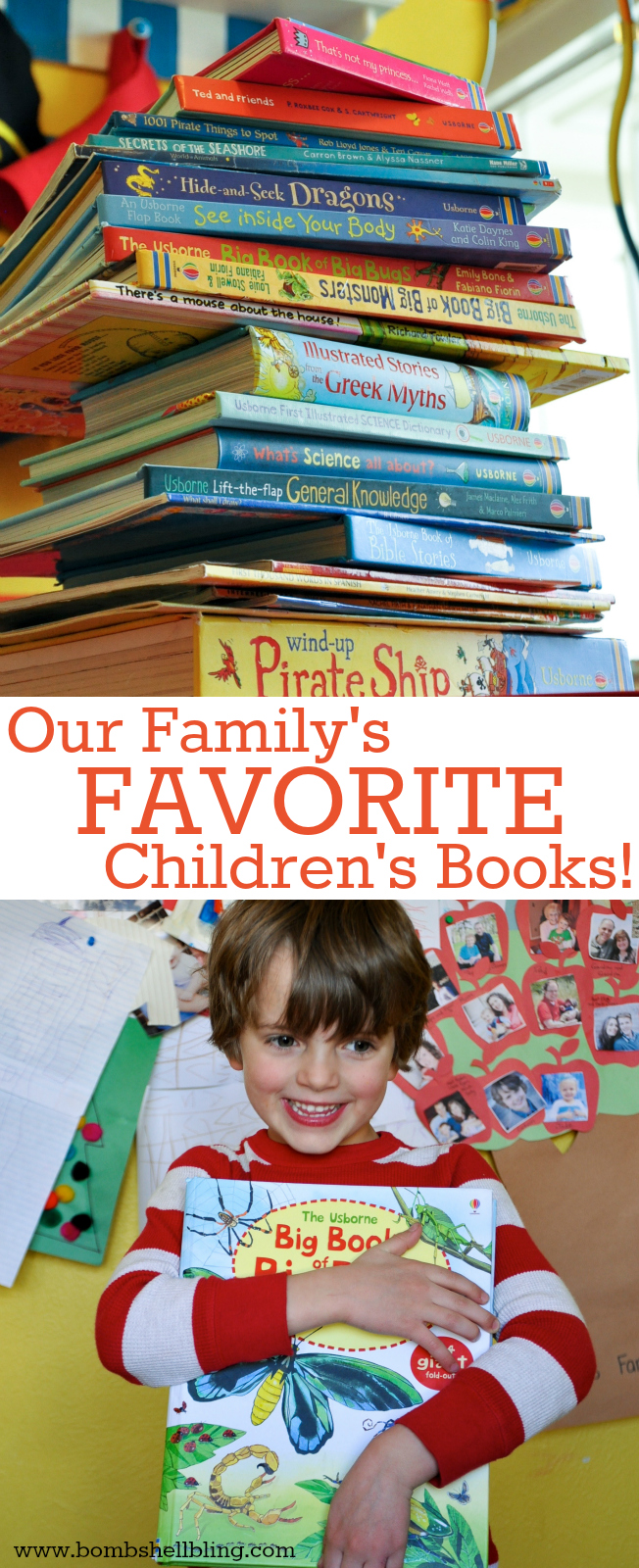 Our Family's FAVORITE Children's Books!