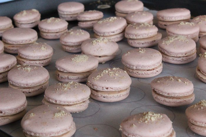 S'mores Macarons-7