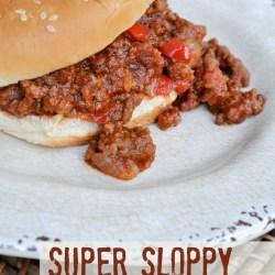 Super Sloppy Joes
