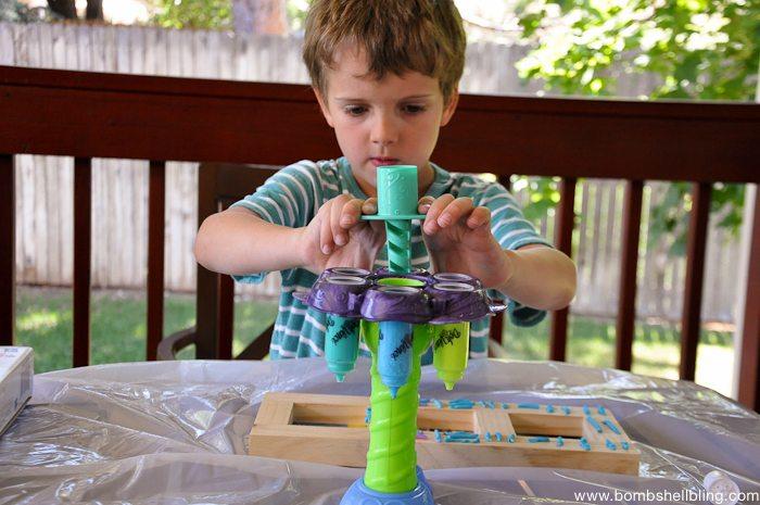 DohVinci Kid Craft Frames-5