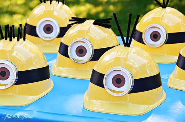 minion ideas Minion Birthday-Party-Hats