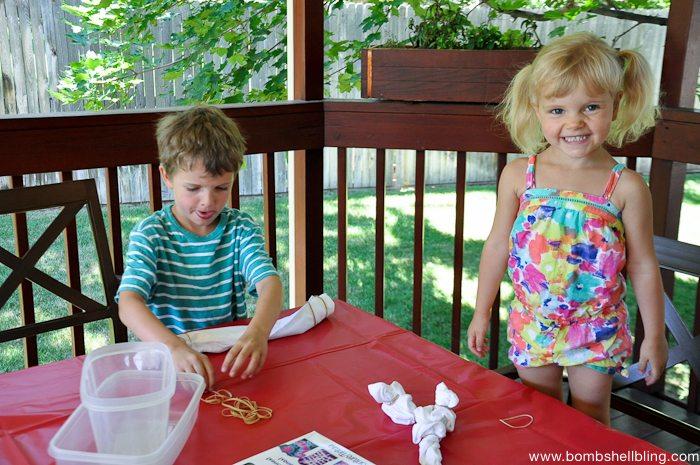 Tie Dye with Kids-2