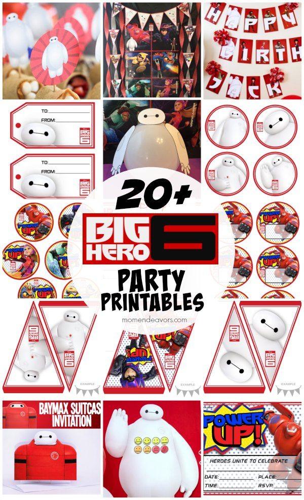 *20-FREE-Disney-Big-Hero-6-Party-Printables