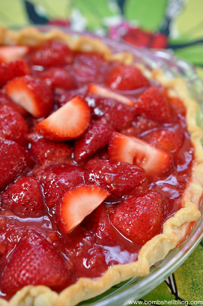 Strawberry Pie Recipe-3