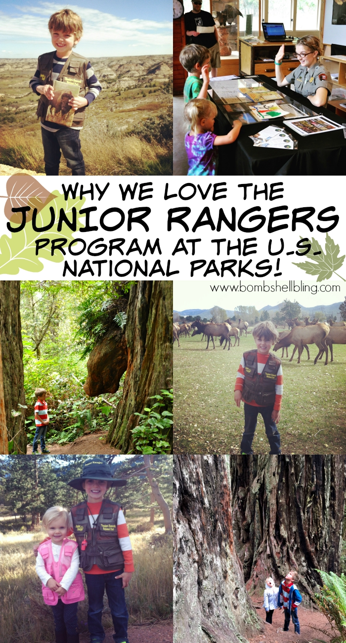 Why we love the Junior Ranger Program at the US National Parks