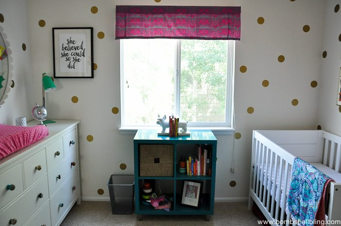 Colorful Modern Nursery-2