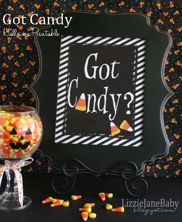 Got Candy? free printable download @lizoncall.com