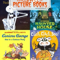 25+ Spooky Cute Halloween Picture Books