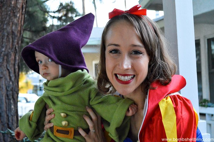 Dopey the Dwarf Costume: A Simple DIY for Halloween