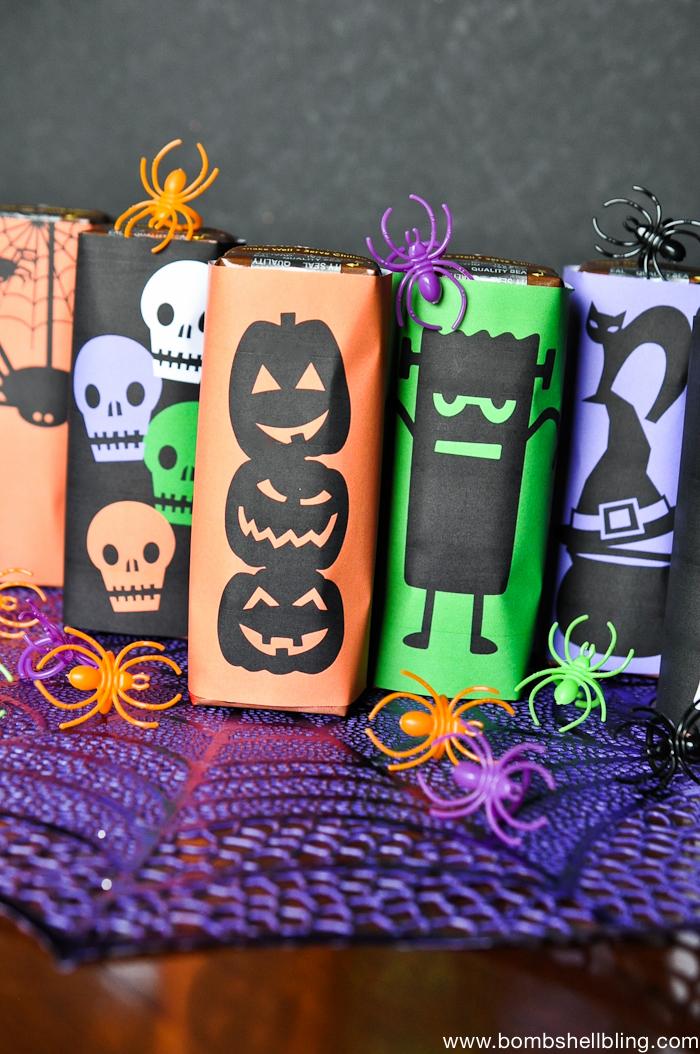 FREE Printable Halloween Juice Box Wrappers-6