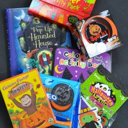 MY FAVS FOR HALLOWEEN GIVEAWAY 2015