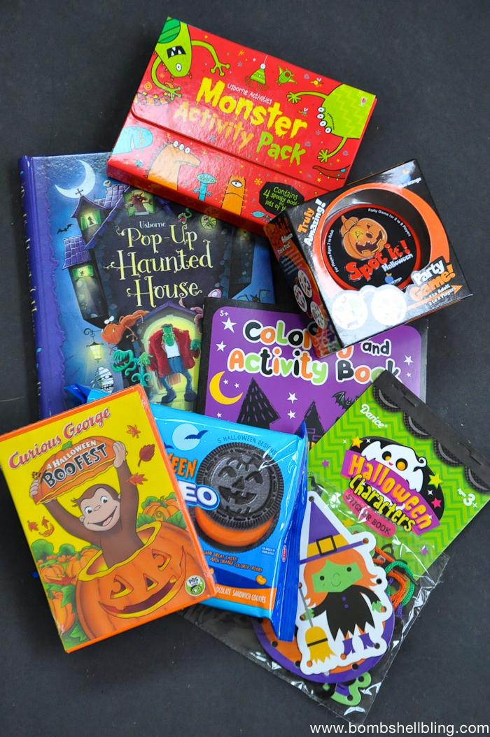 Halloween Favorite Things Giveaway 2015-1