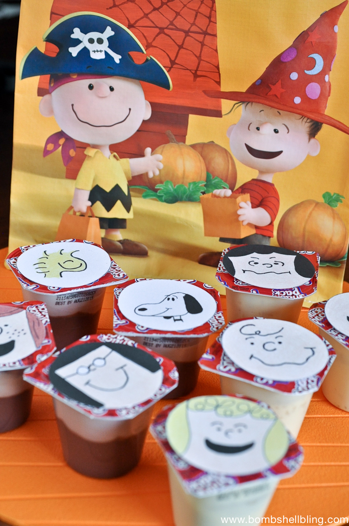 Printable Peanuts Character Toppers-2