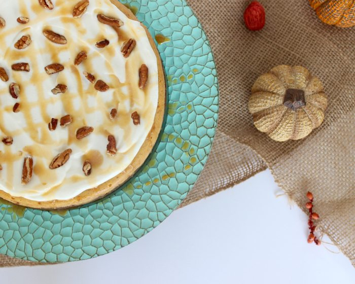 Pumpking-Pecan-Cheesecake