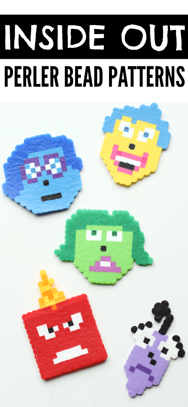 Inside Out Inspired Activites and Games: Fun for the Whole