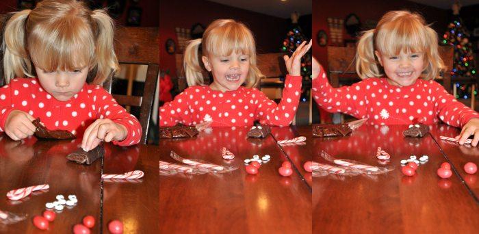 Making a HoHos Reindeer Treat