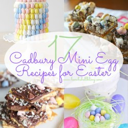17 of the Best Cadbury Mini Eggs Recipes for Easter