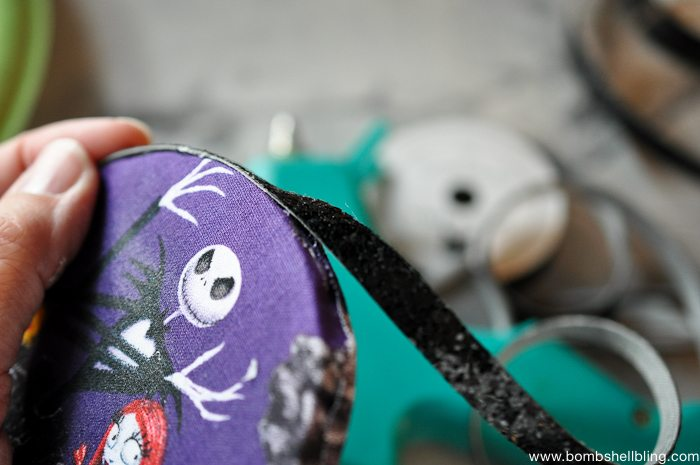 Jack Skellington Mouse Ears -5
