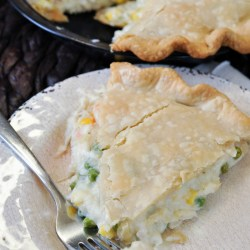 Easy and Delicious Creamy Chicken Pot Pie Recipe