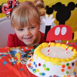 Disney Junior Birthday Party