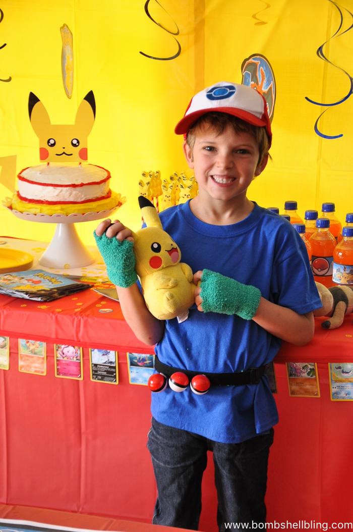 Pokemon Birthday Party-16