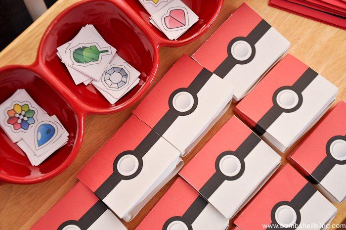 graphic about Printable Pokemon Party Games identify Pokemon Birthday Social gathering A Pokemon Admirers Desire