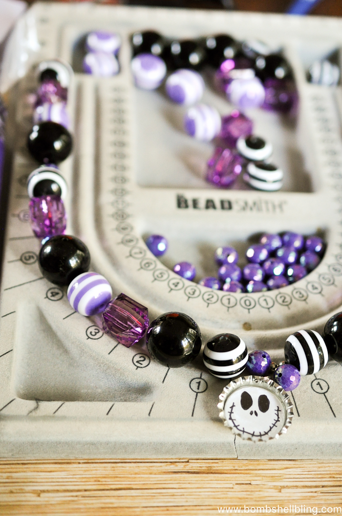 Jack Skellington Necklace-1