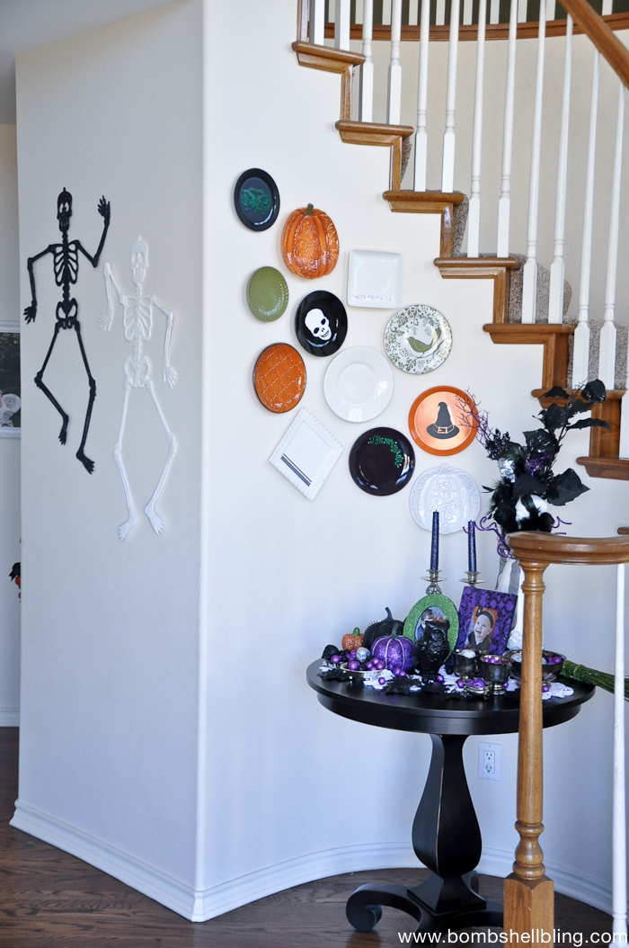 halloween-plate-wall-nook-22
