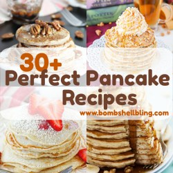 30+ Fabulously Fun Pancake Recipes